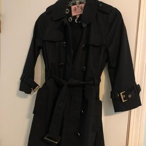 Juicy Couture trench coat